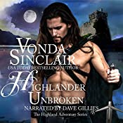 Highlander Unbroken: Highland Adventure, Book 8 | Vonda Sinclair