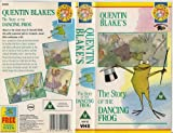 Quentin Blake's The Story Of THe Dancing Frog [VHS Tape] [1991]