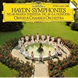 Haydn: Symphonies No. 48: Maria Theresia / No. 49: La Passione