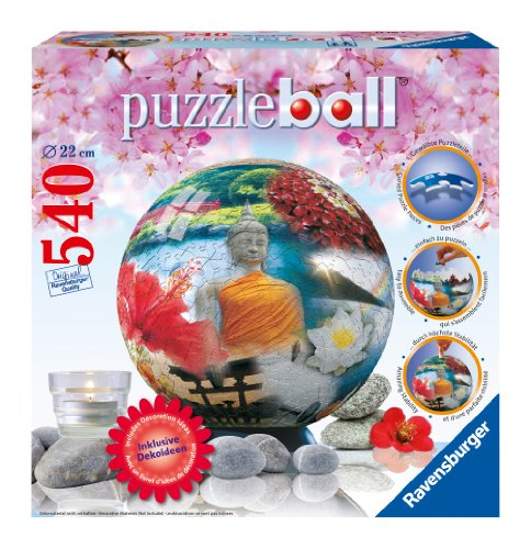 Cheap Fun Ravensburger Silent Harmony – 540 Pieces Puzzleball (B002ZCXPTE)