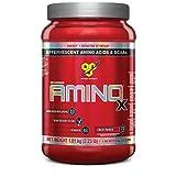 BSN Amino X Fruit Punch -- 2.23 lbs (70 Servings) (Tamaño: 2.23)