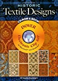 Historic Textile Designs CD-ROM and Book