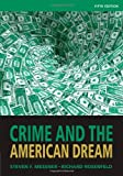 img - for Crime and the American Dream book / textbook / text book