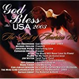 God Bless The USA - 2003