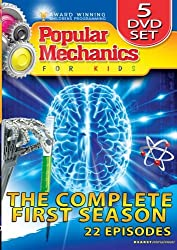 Popular Mechanics For Kids - The Complete First Season - 5 DVD Set (Amazon.com Exclusive)