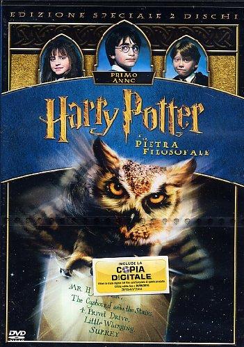 Harry Potter E La Pietra Filosofale (Special Edition)