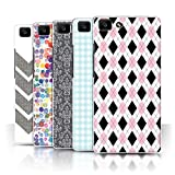 Stuff4 Hülle / Case für Oppo R5 / Pack 14pcs / Wintermode