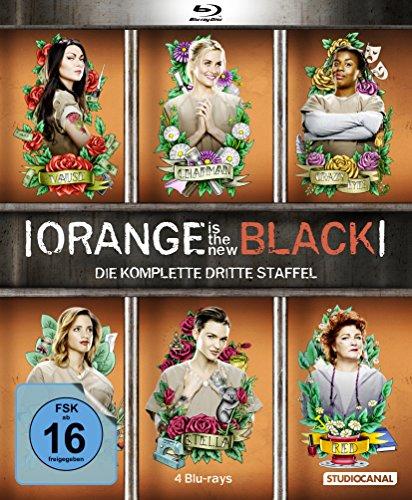 Orange is the New Black - 3. Staffel [Blu-ray]