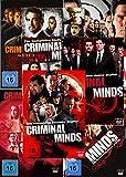 Criminal Minds - Staffeln 1-7 (41 DVDs)