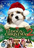 12 Dogs Of Christmas 2: Great Puppy Race [DVD]
