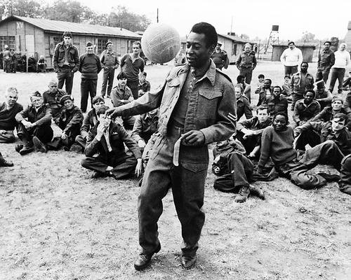 Pele In Escape To Victory