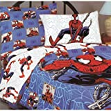 Spiderman Full Sheet Set 4 piece
