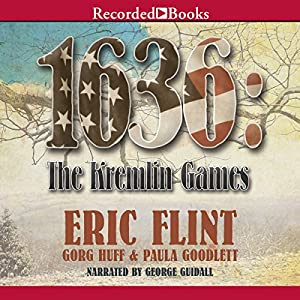 1636: The Kremlin Games Audiobook