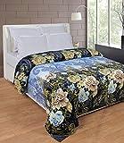 Zesture Bring Home Supersoft And Warm Flenal Blanket