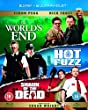 The World's End / Hot Fuzz / Shaun of the Dead [Blu-ray] [2004] [Region Free]