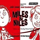 Hirnzellen im Hinterhalt (Miles & Niles 1) (       ungekürzt) von Jory John, Mac Barnett Gesprochen von: Christoph Maria Herbst