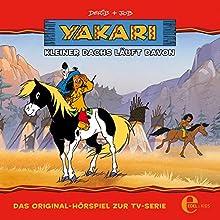 Yakari 4 Hörspiel von Thomas Karallus Gesprochen von: Mia Diekow, Achim Schülke, Ben Hecker