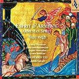 echange, troc Jordi Savall/ensemble Hespèrion XXI - Esprit D'Arménie: Hommage à l'Arménie
