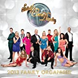Portico Designs Strictly Come Dancing 2013 Family Organiser Wall