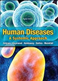 img - for Human Diseases (8th Edition) (Human Diseases: A Systemic Approach ( Mulvihill)) book / textbook / text book
