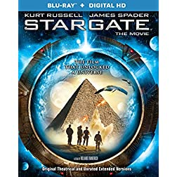 Stargate (20th Anniversary) [Blu-ray]