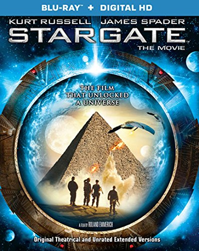 Stargate [Blu-ray + Digital HD]