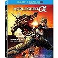 Appleseed: Alpha (Bilingual) [Blu-ray]