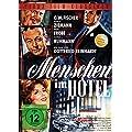 Menschen im Hotel - Ausgezeichnete Verfilmung des Weltbestsellers mit Heinz R�hmann, Gert Fr�be und O.W. Fischer (Pidax Film-Klassiker)