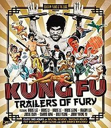 Kung Fu Trailers Of Fury (Blu-ray)