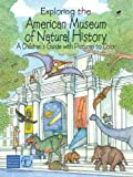 Exploring the American Museum of Natural History: A Children's Guide with Pictures to Color (Dover Nature Coloring Book)