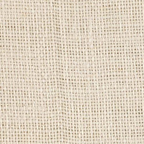 58'' Wide Burlap Ivory Fabric By The Yard