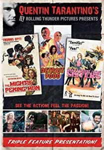 Quentin Tarantino's Rolling Thunder Pictures Triple Feature (The Mighty Peking Man / Detroit 9000 / Switchblade Sisters)