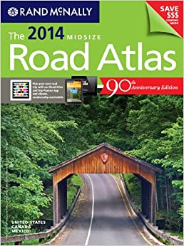Rand McNally 2014 Midsize Road Atlas (Rand McNally Midsize Road Atlas) ebook