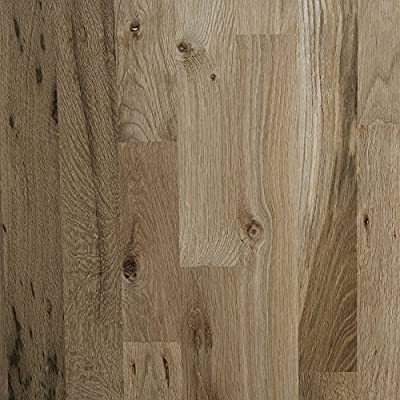 """White Oak #2 Common Unfinished Solid Wood Flooring 2 1/4"""" x 3/4"""" Samples at Discount Prices by Hurst Hardwoods"""