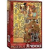 グスタフ ・ クリムト パズル 1000年ピースにより成就