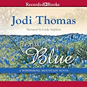 Texas Blue: A Whispering Mountain Novel, Book 5 | Jodi Thomas