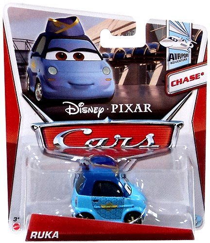 Disney Pixar Cars Airport Adventure Die-Cast Ruka #7/7 1:55 Scale