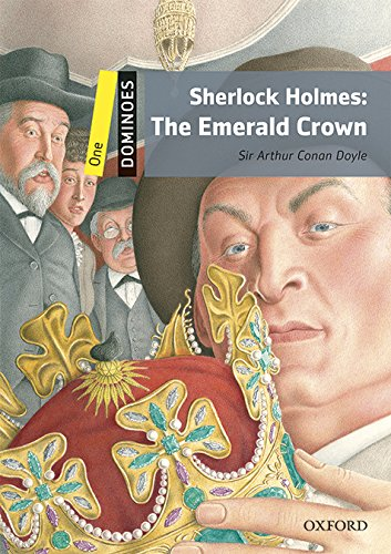Image for Dominoes 2e 1 Sherlock Holmes the Emerald Crown Mp3 Pack