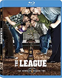 The League: The Complete Second Season [Blu-ray]