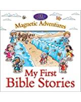 Magnetic Adventures - Bible Stories (Candle Bible for Toddlers)