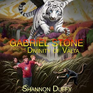 Gabriel Stone and the Divinity of Valta | [Shannon Duffy]