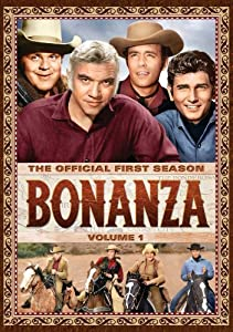 Bonanza: The Official First Season, Vol. One from Paramount