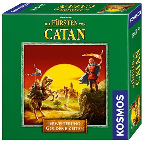 KOSMOS 694913 - Die Frsten von Catan - Erweiterung Goldene Zeiten