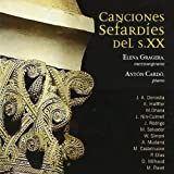 Canciones Sefardies Del S.Xx A. E. Gragera Cardo