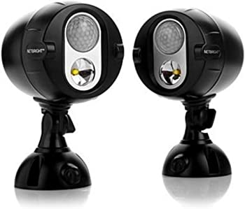 2-Pack Mr. Beams MBN352 NetBright Wireless LED Security Lights