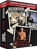 echange, troc Dolph Lundgren : Diamond dogs / Detention / The last patrol - coffret 3 DVD