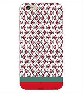 PrintDhaba Fish Pattern D-1867 Back Case Cover for APPLE IPHONE 6 PLUS (Multi-Coloured)