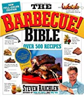The Barbecue! Bible Front Cover