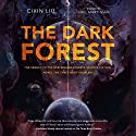 The Dark Forest Audiobook by Cixin Liu, Joel Martinsen - translator Narrated by P. J. Ochlan