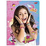 Acquista Disney Soy Luna Cartelline con elastico raccoglitore Set di 2